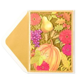 Papyrus Greetings Thanksgiving Card Thanksgiving Bounty