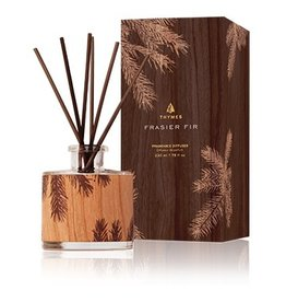 Thymes Frasier Fir Petite Reed Diffuser 3.4oz Northwoods Design