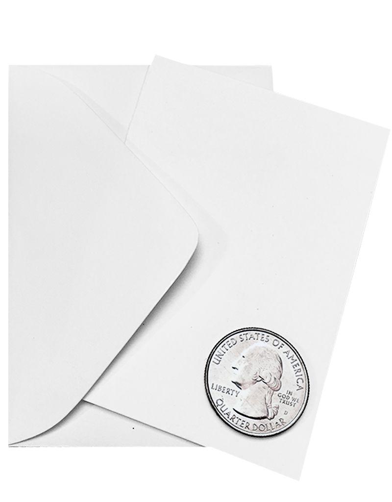 Charles W Blank Note Card - Cash - Gift Card Holder - Blue Fish II
