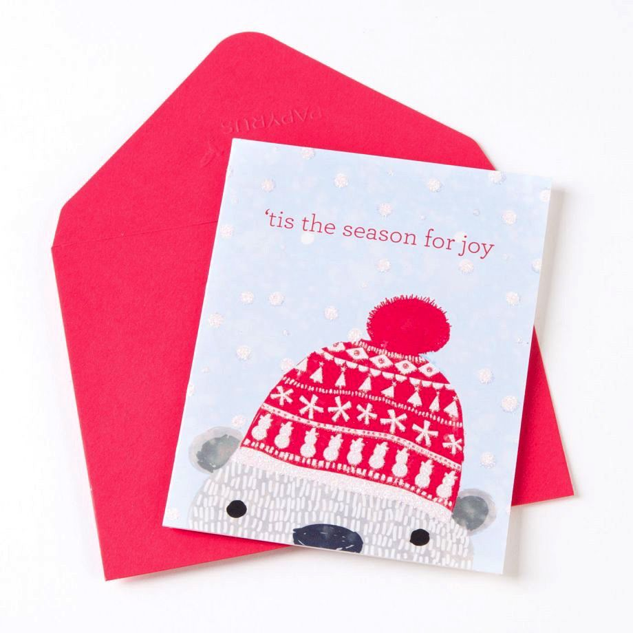Exelent Papyrus Christmas Cards Component - Merry Christmas Wishes ...