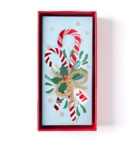Papyrus Greetings Boxed Christmas Cards Candy Canes for You 16pk