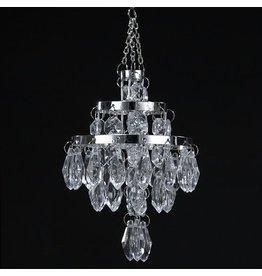 Kurt Adler Mini Chandelier Bead Ornament D0891