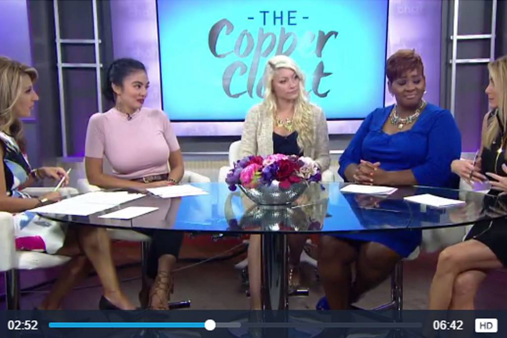 The Chat & The Copper Closet