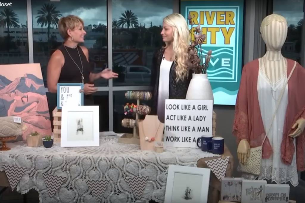 River City Live & The Copper Closet