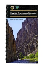 NRS Owyhee, Bruneau and Jarbidge Rivers Guide Book