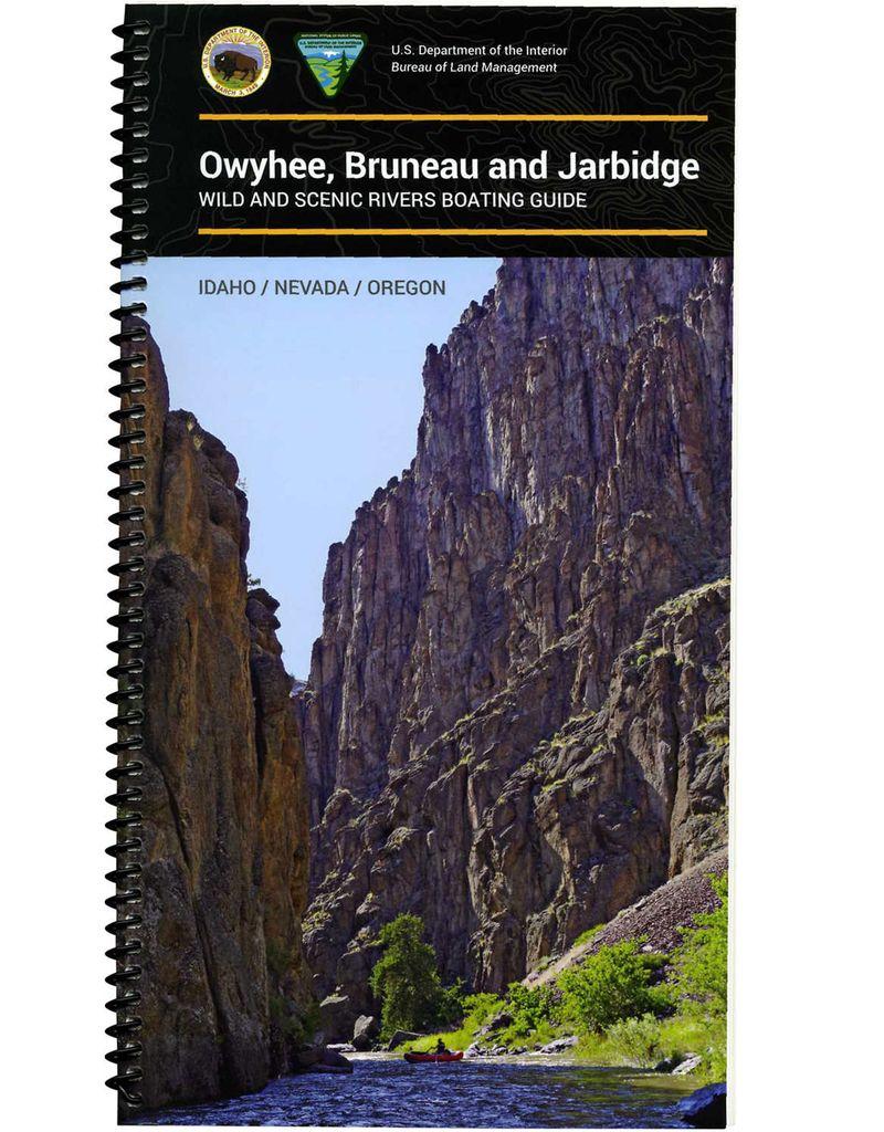 NRS Owyhee, Bruneau and Jarbidge Rivers Guide Book