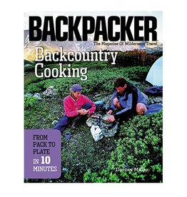 Backpacker Backcountry Cooking - From Pack to Plate in 10 Minutes