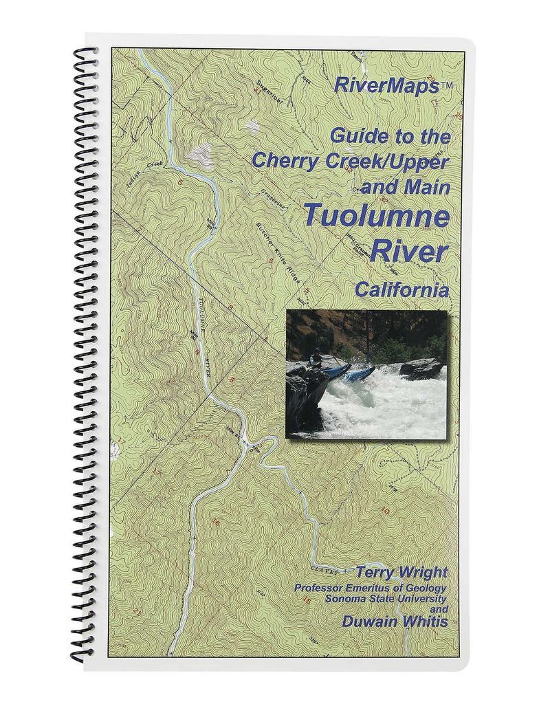 Guide To Cherry Creek/Upper & Main Tuolumne River Calfornia