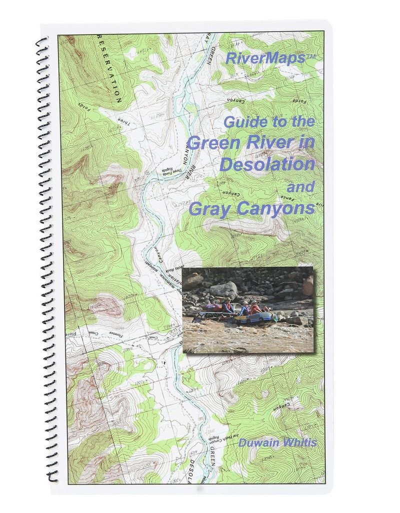Guide To Green River in Desolation & Gray Canyons