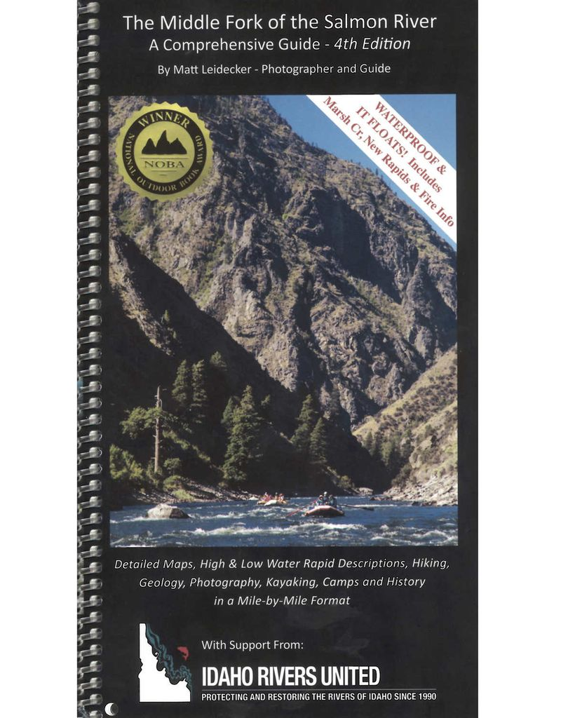 Middle Fork of Salmon River, Comprehensive Guide