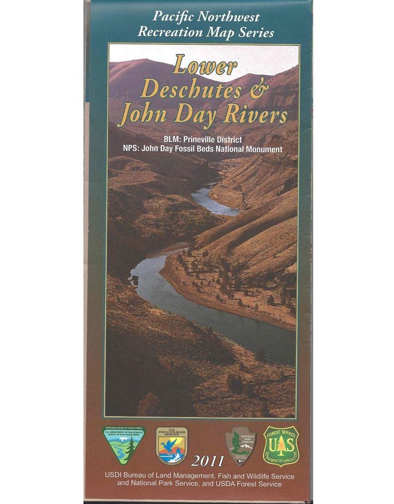 Lower Deschutes & John Day Rivers