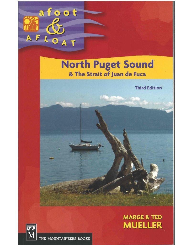 Afoot & Afloat North Puget Sound & The Strait fo Juan De Fuca