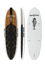 "Pau Hana Surf Supply Pau Hana Big EZ Angler 36"" SUP with Ricochet"