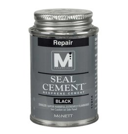 Gear Aid McNett Black Seal Cement Adhesive 4 oz