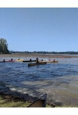 Oregon Paddle Sports Edging and Bracing with Spencer