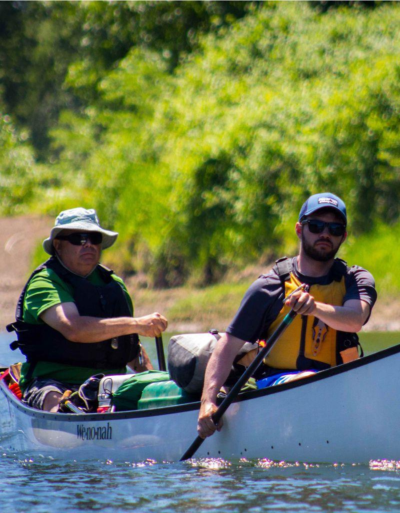 Oregon Paddle Sports River Campout I