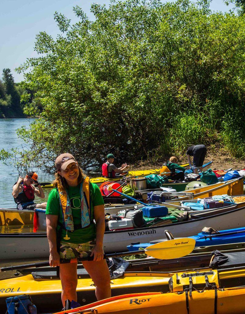 Oregon Paddle Sports River Campout II