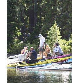 Oregon Paddle Sports Overnight Camping Trip At Waldo