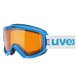 UVEX UVEX 16/17 GOGGLE FIRE RACE CYAN-PINK LASERGOLD LITE S1