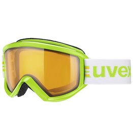 UVEX UVEX 15/16 GOGGLE FIRE RACE LIGHTGREEN-YELLOW LASERGOLD LITE S1