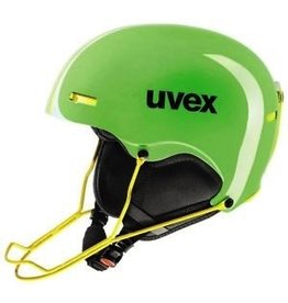 UVEX UVEX 15/16 SKI HELMET HLMT 5 RACE LIGHTGREEN-YELLOW