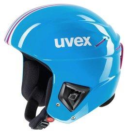UVEX UVEX 16/17 SKI HELMET RACE+ CYAN-PINK