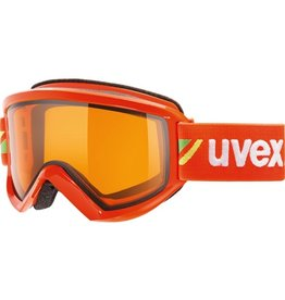 UVEX UVEX 16/17 GOGGLE FIRE RACE ORANGE LASERGOLD LITE S1