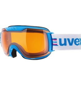 UVEX UVEX 16/17 GOGGLE DOWNHILL 2000 SMALL RACE CYAN-PINK LASERGOLD LITE S1