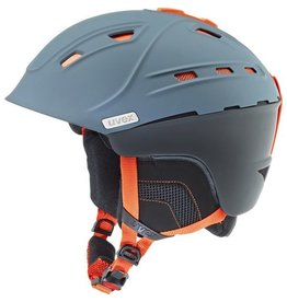 UVEX UVEX 16/17 SKI HELMET P2US GREY-ORANGE MATT