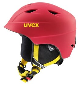 UVEX UVEX 16/17 SKI HELMET AIRWING 2 PRO JUNIOR CHILIRED MATT