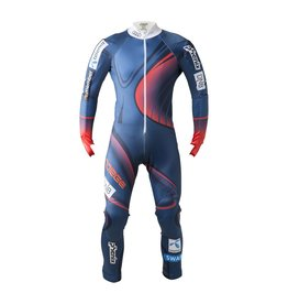 PHENIX PHENIX 2018 RACE SUIT NORWAY ALPINE TEAM GS NAVY