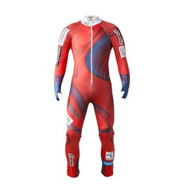 PHENIX PHENIX 2018 RACE SUIT NORWAY ALPINE TEAM GS RED