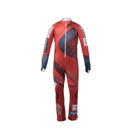 PHENIX PHENIX 2018 RACE SUIT NORWAY ALPINE TEAM JUNIOR GS SUIT RED