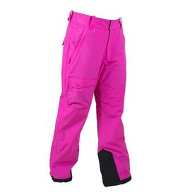 SYNC SYNC PERFORMANCE 2018 SKI PANTS TOP STEP ZIP OFF PANT KIDS ROSE