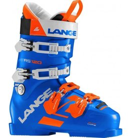 LANGE LANGE 2018 SKI BOOT RS 120 (POWER BLUE) 97MM