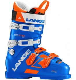 LANGE LANGE 2018 SKI BOOT RS 110 S.C. (POWER BLUE) 97MM