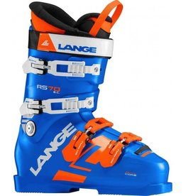 LANGE LANGE 2018 SKI BOOT RS 70 S.C. (POWER BLUE) 97MM