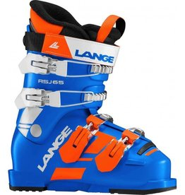 LANGE LANGE 2018 SKI BOOT RSJ 65 (POWER BLUE)