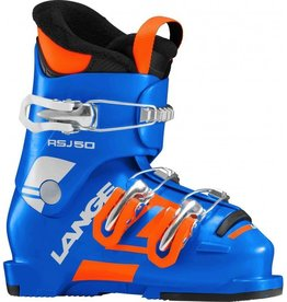 LANGE LANGE 2018 SKI BOOT RSJ 50 (POWER BLUE)