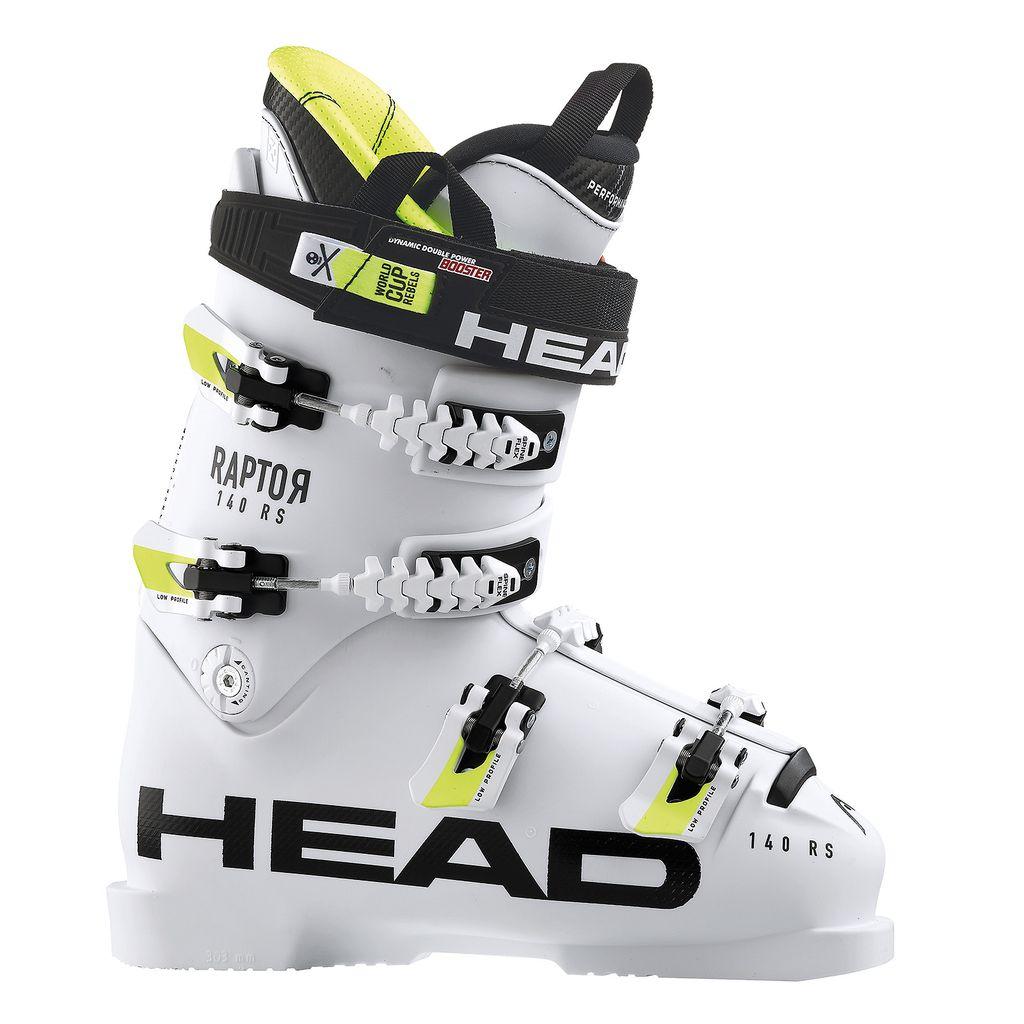 HEAD/TYROLIA HEAD 2018 RAPTOR SKI BOOT 140 RS WHITE