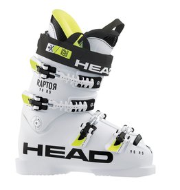 HEAD/TYROLIA HEAD 2018 SKI BOOT RAPTOR 90 RS WHITE