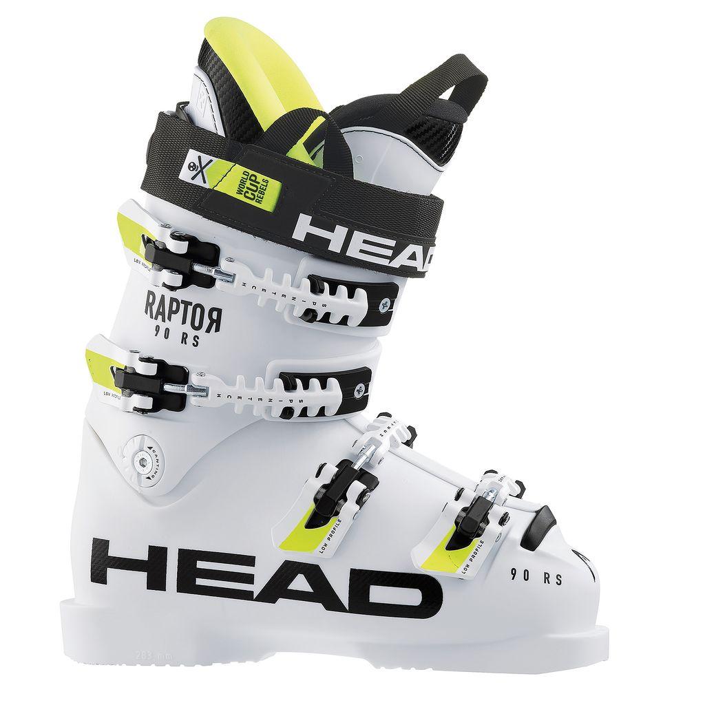 HEAD/TYROLIA HEAD 2018 SKI BOOT RAPTOR 90 RS WHITE