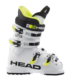 HEAD/TYROLIA HEAD 2018 SKI BOOT RAPTOR 70 RS WHITE