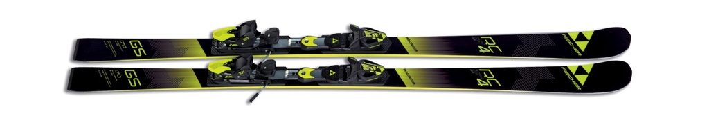 FISCHER FISCHER 2018 SKIS RC4 WORLDCUP GS JUNIOR WCP