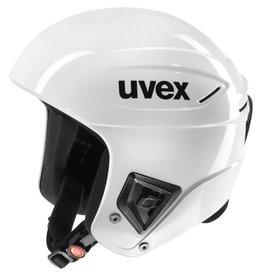 UVEX UVEX 2018 SKI HELMET RACE+ FIS ALL WHITE