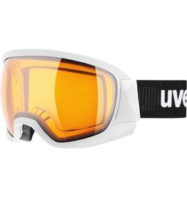 UVEX UVEX 2018 SKI GOGGLE CONTEST RACE WHITE MAT LGL
