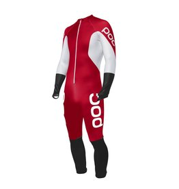 POC POC 2018 RACE SUIT SKIN GS JUNIOR RED/WHITE