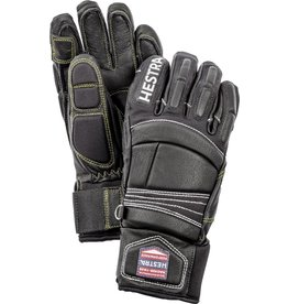 HESTRA HESTRA 2018 SKI GLOVE IMPACT RACING JUNIOR BLACK