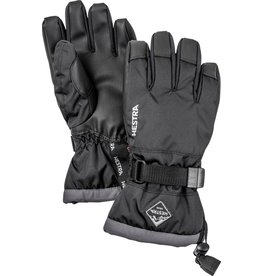 HESTRA HESTRA 2018 SKI GLOVE GAUNTLET CZONE JUNIOR BLACK/GRAPHITE