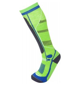 LORPEN LORPEN SKI SOCK KIDS T3 SKI LIGHT GREEN/LIME